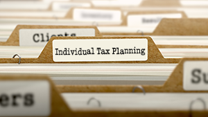 individual tax planning